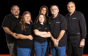 Trademark Home Inspection Team Photo