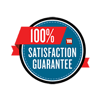 Trademark Home Inspection offer a 100% Satisfaction Guarantee