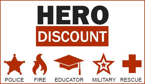 heros dicount