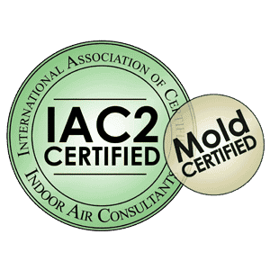 Trademark Home Inspection, LLC is Mold Certified