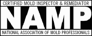 Trademark home Inspection, LLC is Mold Certified by The National Association of Mold professionals